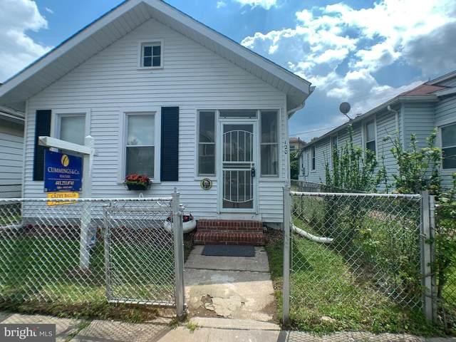 120 Center Street, BALTIMORE, MD 21222 (#MDBC492620) :: Pearson Smith Realty