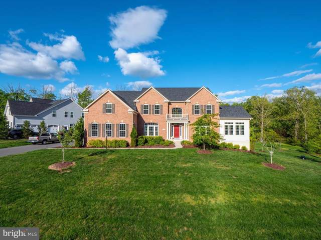 8833 Chrisanthe Court, FAIRFAX STATION, VA 22039 (#VAFX1125858) :: Bruce & Tanya and Associates