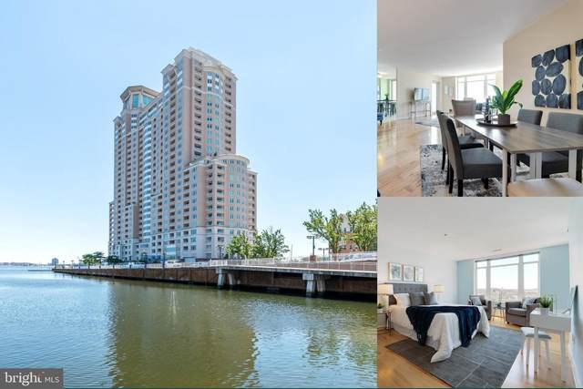 100 Harborview Drive #1010, BALTIMORE, MD 21230 (#MDBA508866) :: The Miller Team