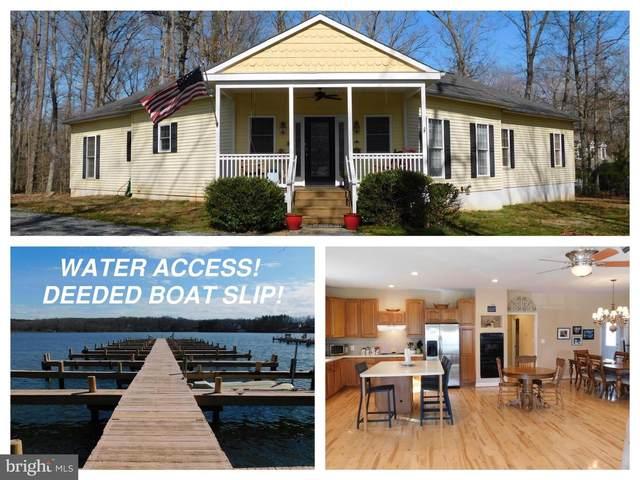 24 Bernie Circle, MINERAL, VA 23117 (#VALA121116) :: Debbie Dogrul Associates - Long and Foster Real Estate