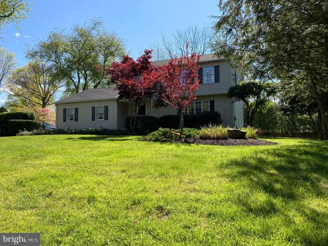 8 State Police Road, EWING, NJ 08628 (MLS #NJME294934) :: The Premier Group NJ @ Re/Max Central