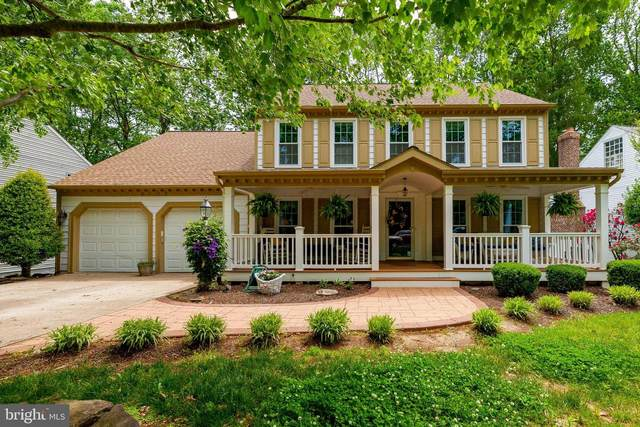 4703 Timber Ridge Drive, DUMFRIES, VA 22025 (#VAPW493796) :: Network Realty Group