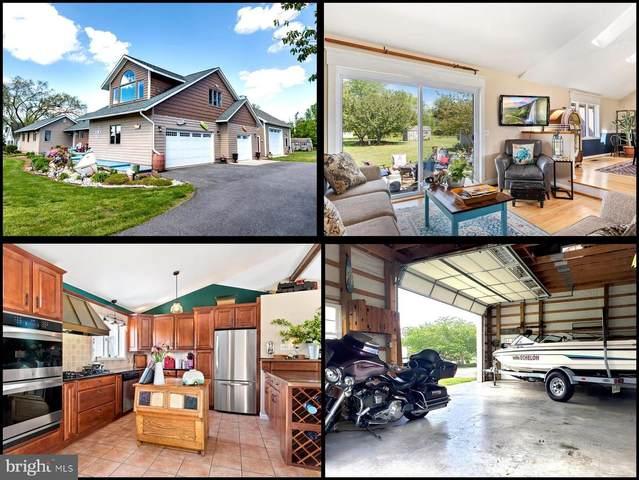 212 Prospect Bay Drive W, GRASONVILLE, MD 21638 (#MDQA143786) :: City Smart Living