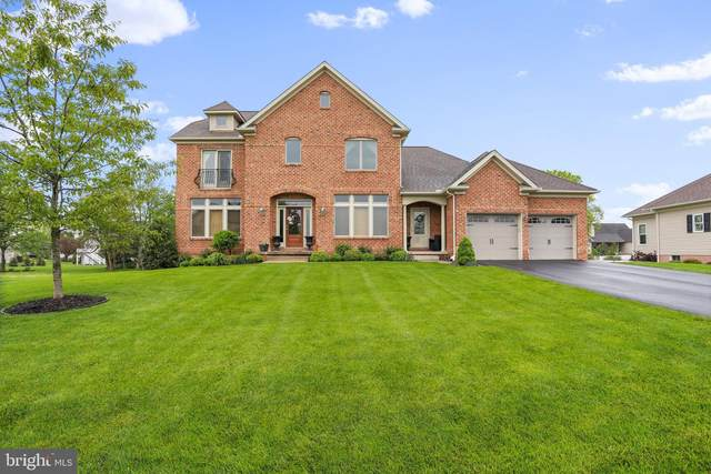1112 Shannon Drive S, GREENCASTLE, PA 17225 (#PAFL172428) :: The MD Home Team
