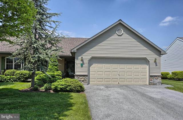 7 Greenbriar Drive, MYERSTOWN, PA 17067 (#PALN113564) :: Bob Lucido Team of Keller Williams Integrity