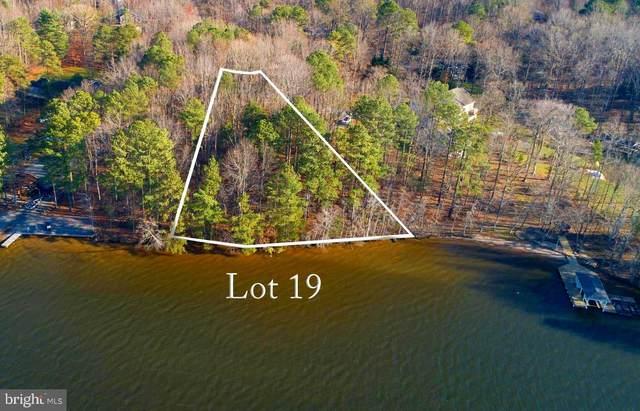 Lot 19 Jerdone Island Drive, BUMPASS, VA 23024 (#VALA121138) :: The Matt Lenza Real Estate Team
