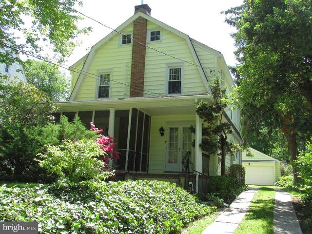 611 N Lafayette Avenue, MORRISVILLE, PA 19067 (#PABU495534) :: ExecuHome Realty