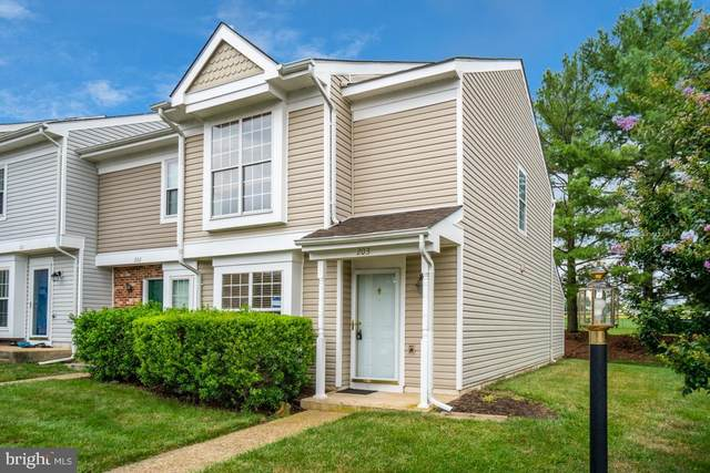203 Saint Johns Square, STERLING, VA 20164 (#VALO410056) :: Ultimate Selling Team