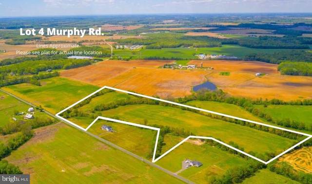 Lot 4 Murphy Road, CENTREVILLE, MD 21617 (#MDQA143832) :: Great Falls Great Homes