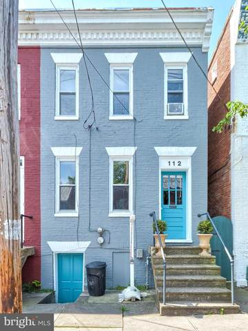 112 W 5TH Street, FREDERICK, MD 21701 (#MDFR263632) :: Network Realty Group