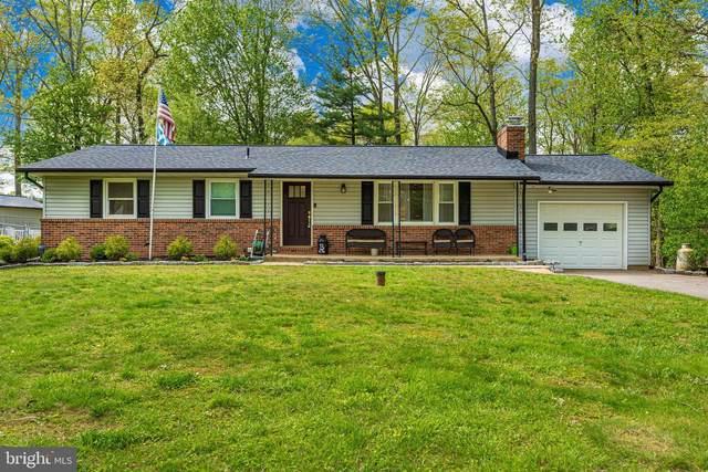 2924 Timber Ridge Drive, MOUNT AIRY, MD 21771 (#MDCR196416) :: Revol Real Estate
