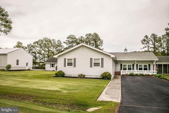 5207 S Pomfrett Road, CRISFIELD, MD 21817 (#MDSO103478) :: RE/MAX Coast and Country