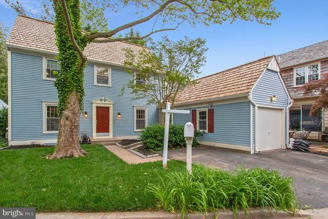 6 Oxley Square Place, GAITHERSBURG, MD 20877 (#MDMC706538) :: Tom & Cindy and Associates