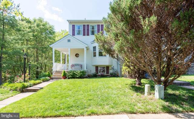 300 Sloping Woods Court, ANNAPOLIS, MD 21409 (#MDAA433370) :: Bob Lucido Team of Keller Williams Integrity