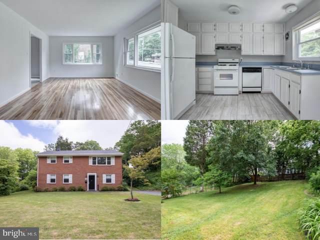 6402 Gentele Court, ALEXANDRIA, VA 22310 (#VAFX1127226) :: Debbie Dogrul Associates - Long and Foster Real Estate