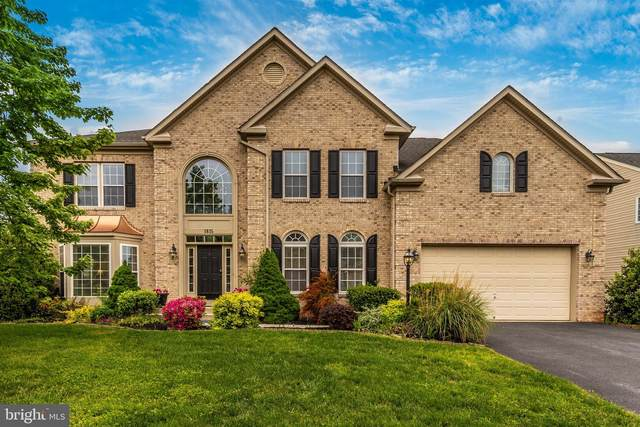 1815 Granby Way, FREDERICK, MD 21702 (#MDFR263810) :: City Smart Living