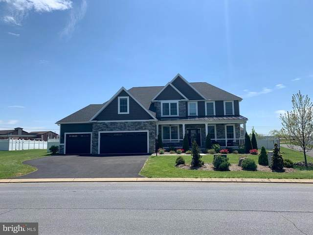 2382 Somerset Road, CHAMBERSBURG, PA 17202 (#PAFL172494) :: The Joy Daniels Real Estate Group
