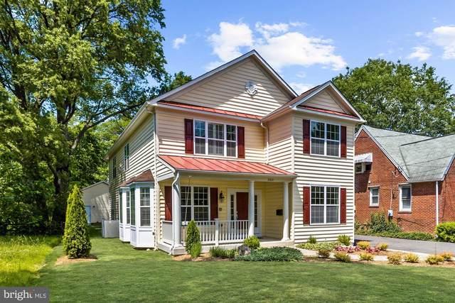 3801 Washington Boulevard, ARLINGTON, VA 22201 (#VAAR162478) :: The Licata Group/Keller Williams Realty