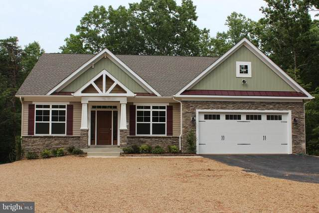 0 Poplar Road, FREDERICKSBURG, VA 22406 (#VAST221734) :: The Piano Home Group