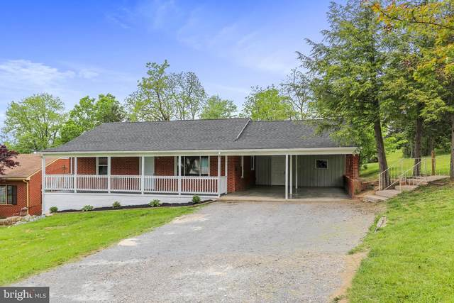 381 Walton Street, STRASBURG, VA 22657 (#VASH119172) :: Bob Lucido Team of Keller Williams Integrity