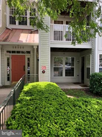 10100 Ridge Manor Terrace 5000-D, DAMASCUS, MD 20872 (#MDMC706856) :: Revol Real Estate