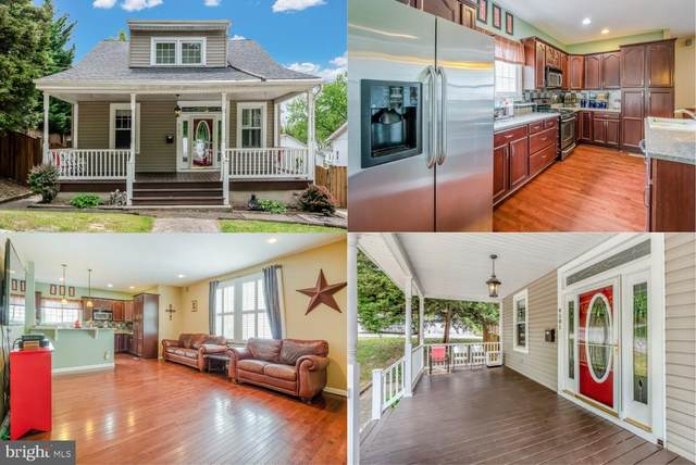 4501 Maple Avenue, BALTIMORE, MD 21227 (#MDBC493678) :: Network Realty Group
