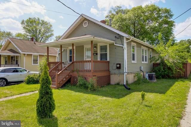 601 4TH Street, LAUREL, MD 20707 (#MDPG568044) :: Seleme Homes