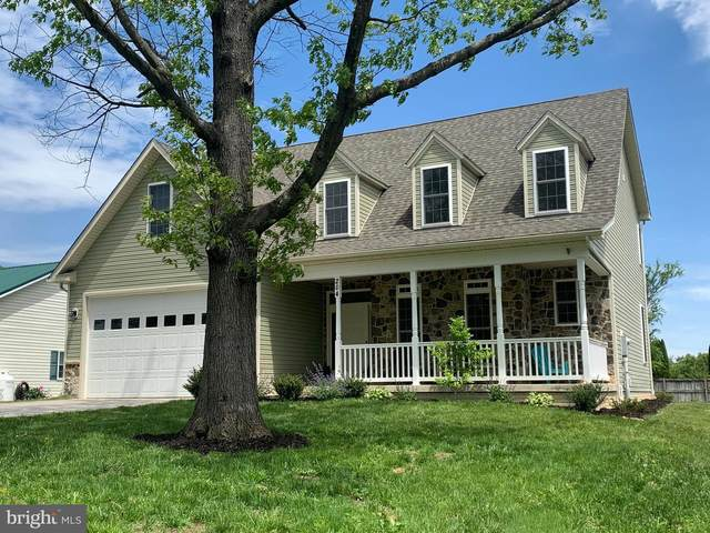 204 Stanley Drive, WINCHESTER, VA 22602 (#VAFV157352) :: Advance Realty Bel Air, Inc