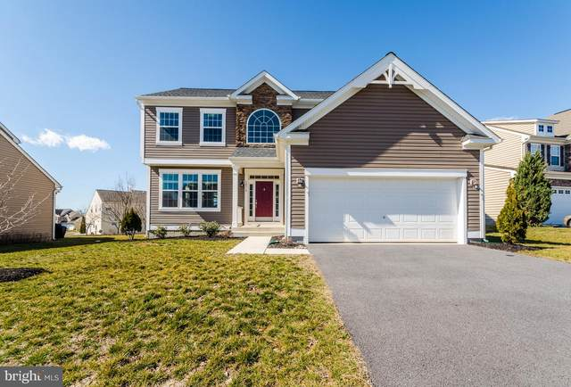 12510 Olivine Court, HAGERSTOWN, MD 21740 (#MDWA172176) :: AJ Team Realty