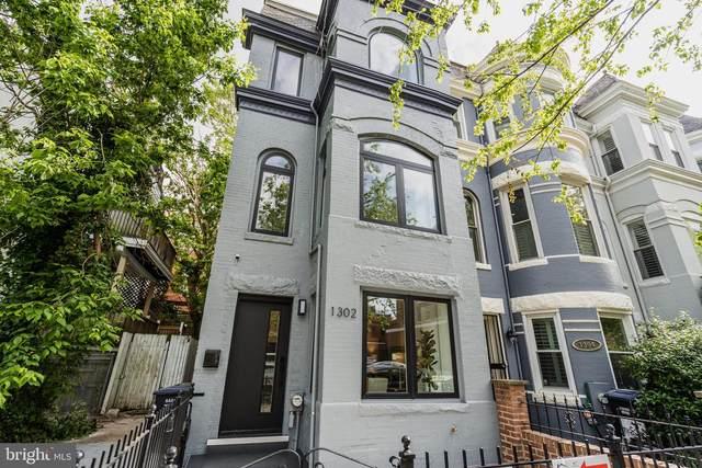 1302 W Street NW, WASHINGTON, DC 20009 (#DCDC468660) :: The Licata Group/Keller Williams Realty