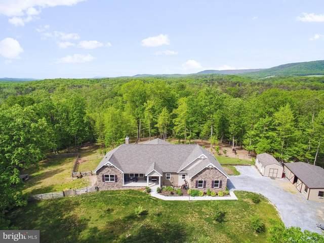 164 Salvo, HEDGESVILLE, WV 25427 (#WVBE177072) :: Pearson Smith Realty