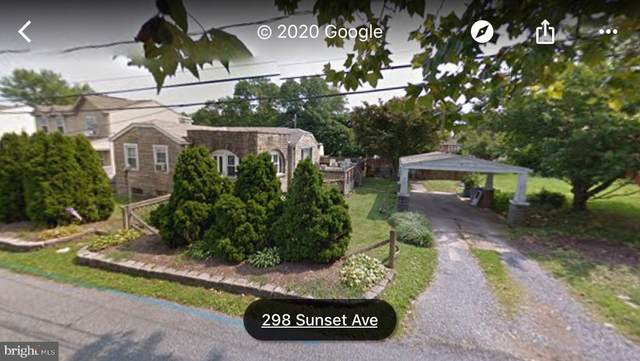 205 Sunset Avenue, HARRISBURG, PA 17112 (#PADA121286) :: Younger Realty Group