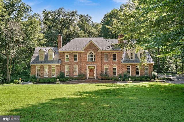 10112 High Hill Court, GREAT FALLS, VA 22066 (#VAFX1128316) :: Cristina Dougherty & Associates