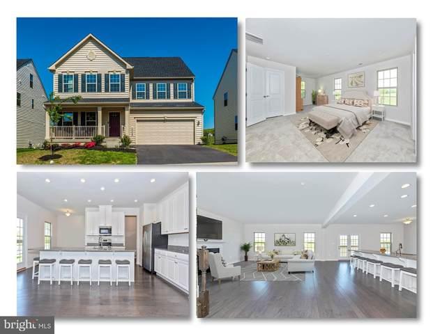 10058 Hutzell Street, IJAMSVILLE, MD 21754 (#MDFR264166) :: Jim Bass Group of Real Estate Teams, LLC