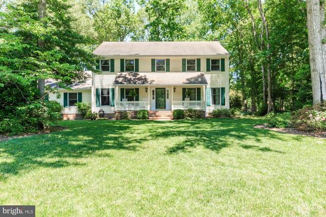 6082 Westbrooke Drive, SALISBURY, MD 21801 (#MDWC108100) :: Bob Lucido Team of Keller Williams Integrity