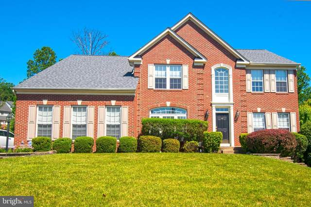 15425 Marsh Overlook Drive, WOODBRIDGE, VA 22191 (#VAPW494776) :: Debbie Dogrul Associates - Long and Foster Real Estate