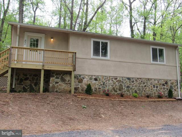 82 Riley Court, FRONT ROYAL, VA 22630 (#VAWR140260) :: ExecuHome Realty