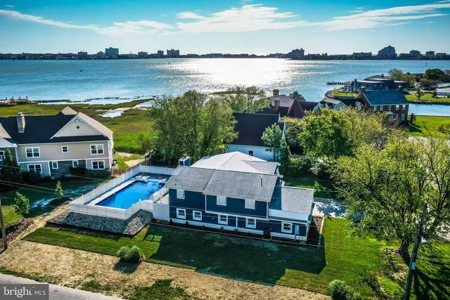 13005 Anchor Court, OCEAN CITY, MD 21842 (#MDWO113804) :: Berkshire Hathaway PenFed Realty