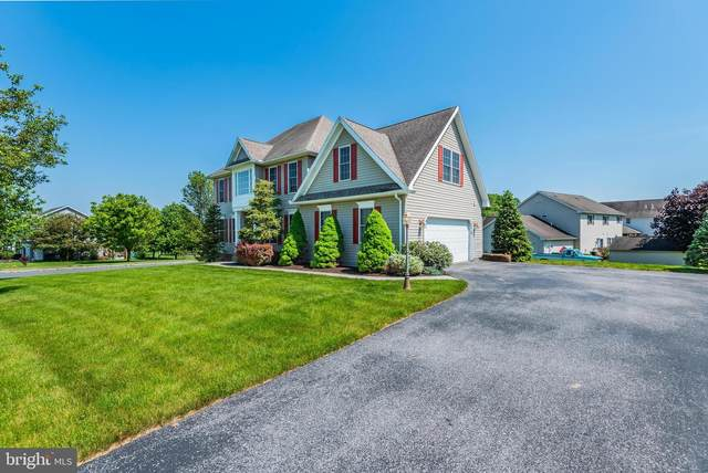 201 Shirley Lane, BOILING SPRINGS, PA 17007 (#PACB123494) :: Liz Hamberger Real Estate Team of KW Keystone Realty