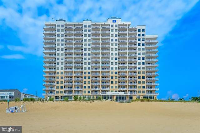2 48TH Street #805, OCEAN CITY, MD 21842 (#MDWO113808) :: RE/MAX Coast and Country