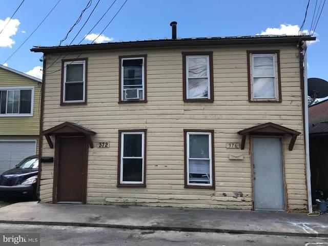 372 & 376 W Burkhart Avenue, CHAMBERSBURG, PA 17201 (#PAFL172572) :: AJ Team Realty