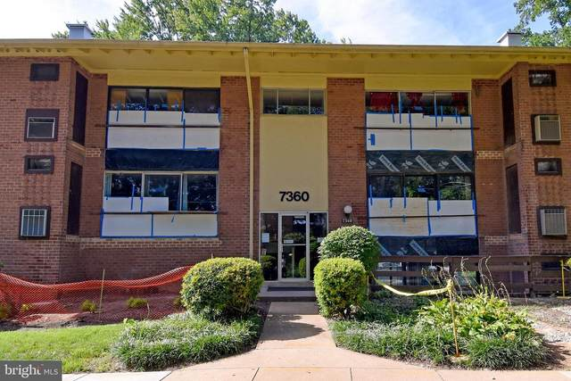 7360 Lee Highway #201, FALLS CHURCH, VA 22046 (#VAFX1128702) :: Debbie Dogrul Associates - Long and Foster Real Estate