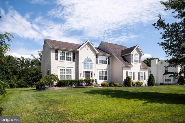 448 Huntingdon Drive, WILLIAMSTOWN, NJ 08094 (#NJGL258666) :: LoCoMusings