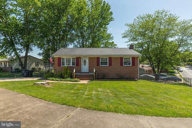 3827 Claremont Lane, WOODBRIDGE, VA 22193 (#VAPW494874) :: Debbie Dogrul Associates - Long and Foster Real Estate