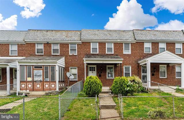817 Mount Holly Street, BALTIMORE, MD 21229 (#MDBA510458) :: Great Falls Great Homes