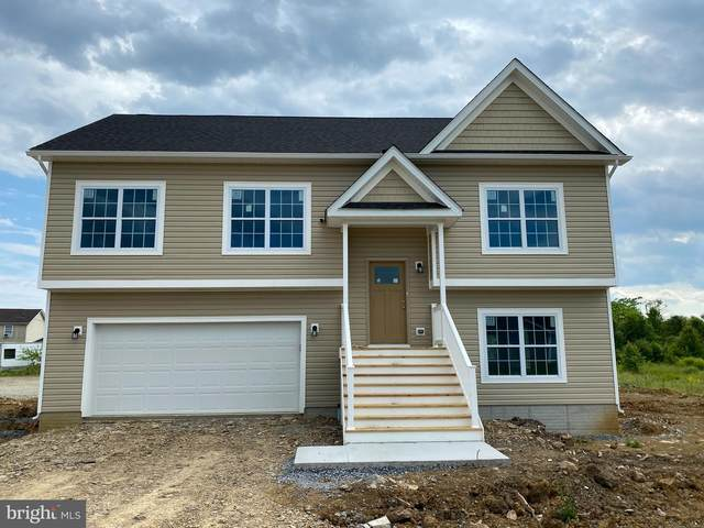 Lot 16 Safflower Lane, BUNKER HILL, WV 25413 (#WVBE177144) :: Great Falls Great Homes
