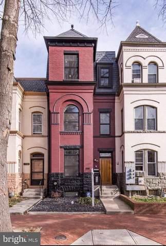 1911 2ND Street NW, WASHINGTON, DC 20001 (#DCDC469094) :: LoCoMusings