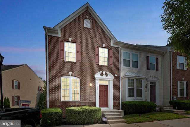322 Paladium Court, OWINGS MILLS, MD 21117 (#MDBC494272) :: Pearson Smith Realty
