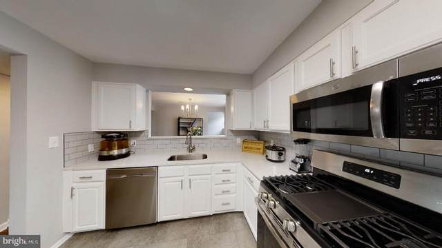 2318 18TH Street NE #2318, WASHINGTON, DC 20018 (#DCDC469214) :: The MD Home Team
