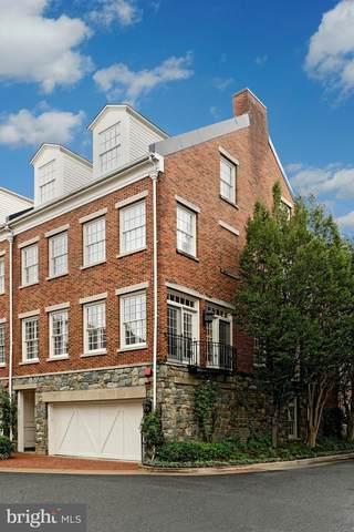 708 Fords Landing Way, ALEXANDRIA, VA 22314 (#VAAX246388) :: Debbie Dogrul Associates - Long and Foster Real Estate